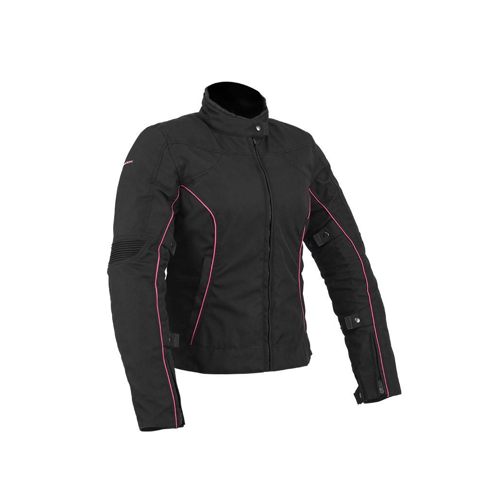 sale retailer 5768c 8fdff Giubbino Pink City Lady Nero/Pink - cod.B3100219 - Smook